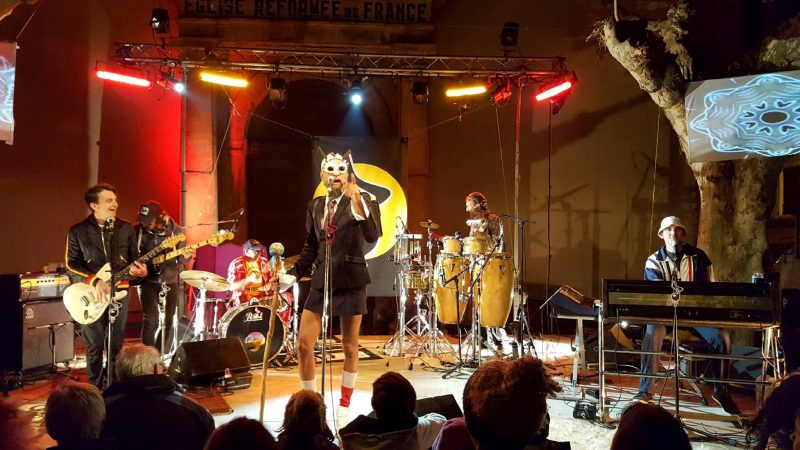 Tha Dunziz - Sable Show Villers