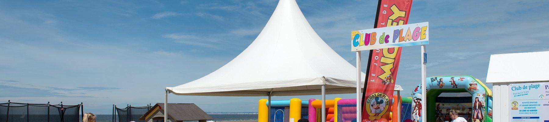 Club de plage du Méridien
