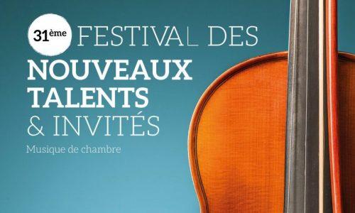 Festival Des Nouveaux Talents 2021