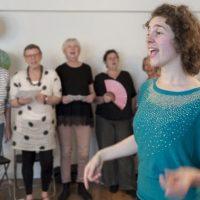 Mireille Hoffmann - Cours de chant